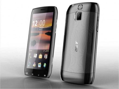 Acer 4.8-дюймовый смартфон планшет