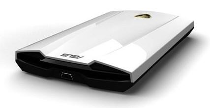 внешний жесткий диск Asus Lamborghini