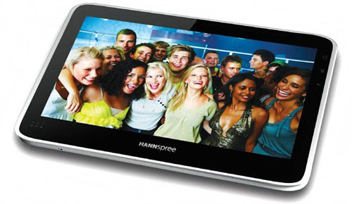Tablet pc от Hannspree