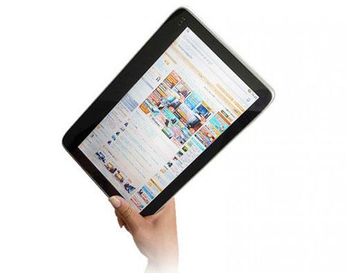 LuvPad AD100 10-дюймовый Tegra 2 Android 2,2 планшет