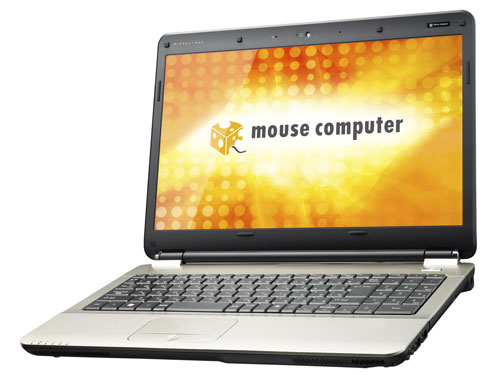 Mouse Computer M-Book T серия
