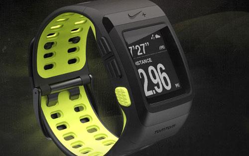Nike + SportWatch GPS
