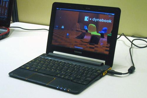 Toshiba AC100 / Dynabook AZ